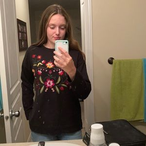 Forever21 size small sweater